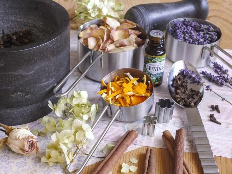 Domáce pot-pourri 2