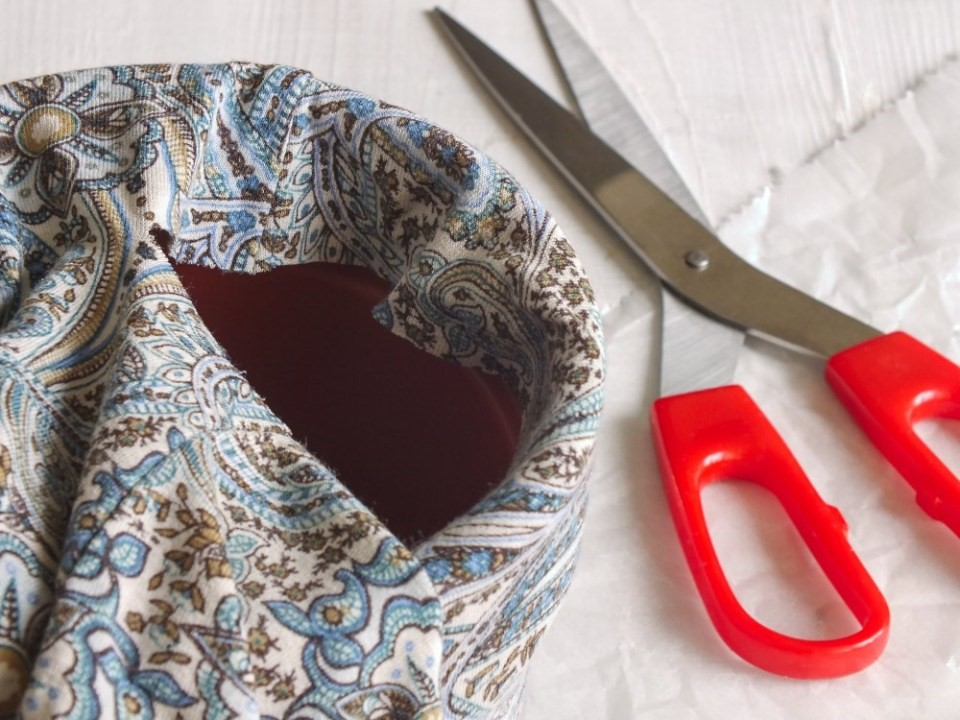 Rýmovník v pyžame recyklácia 6