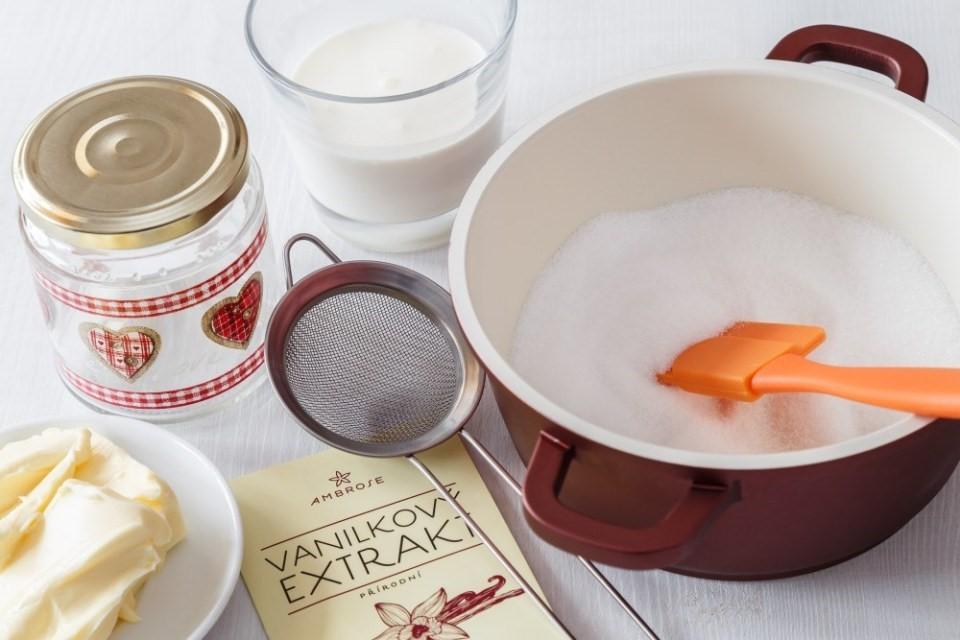 Domáci karamel, alebo darčeky zo špajze 2