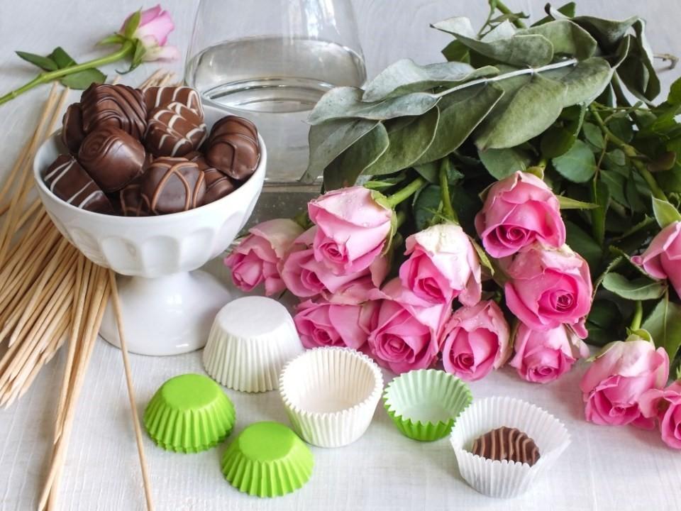 Kytica s čokoládou 2