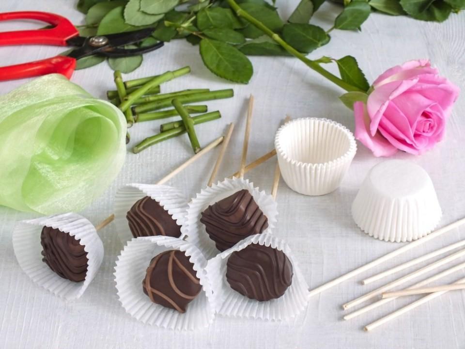 Kytica s čokoládou 3