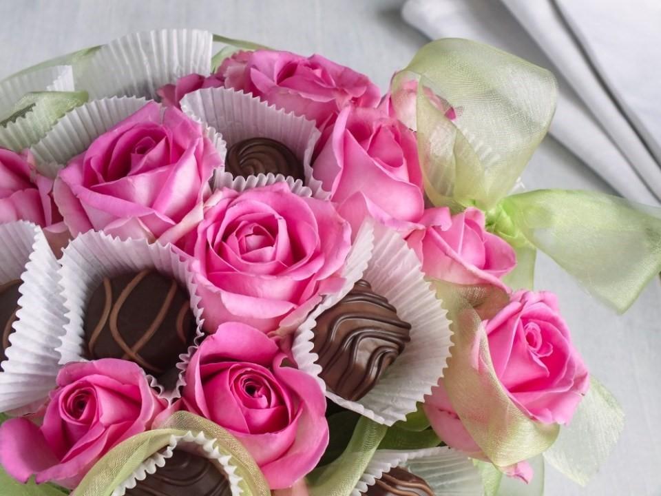 Kytica s čokoládou 5
