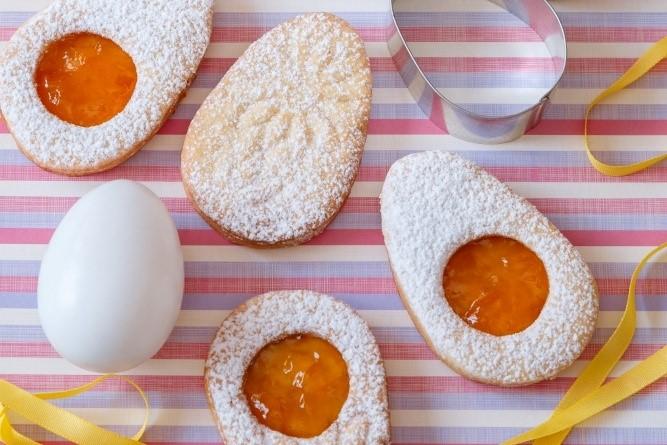 Vajíčka so zázvorom a pomarančom 4