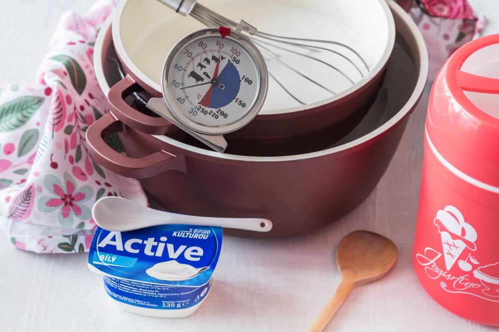Domáci jogurt plný života3