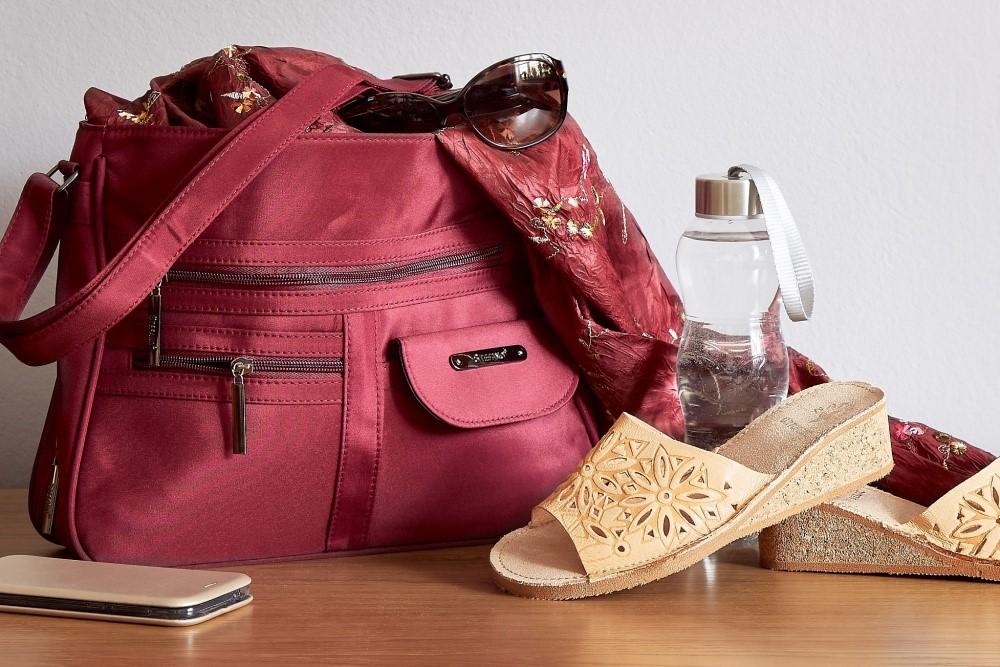 Letné kabelky a obuv 2