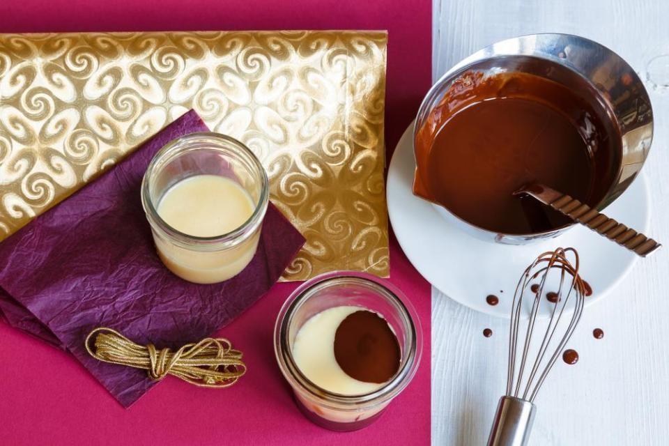 Pruhovaná čokoláda 3