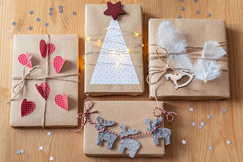 Super rýchle balenie darčekov 4