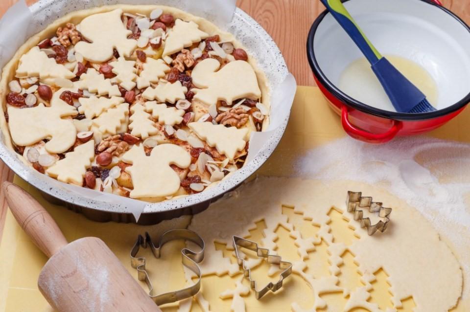 Veveričkin koláč alebo pečieme s deťmi 3