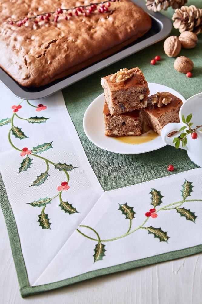 Vianočný medový perník z hrnca2