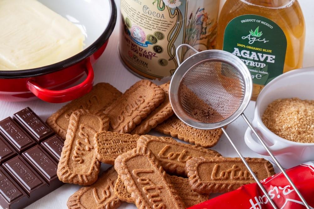 Nepečené sušienkové cukrovinky 3