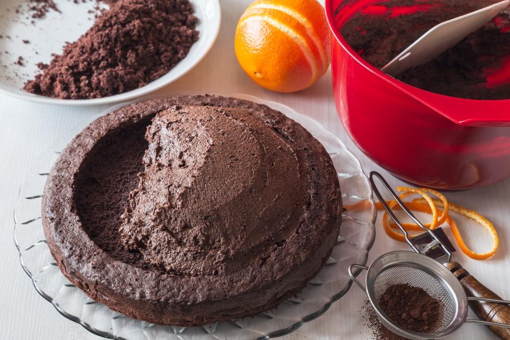 Novoročná lanýžová torta 4