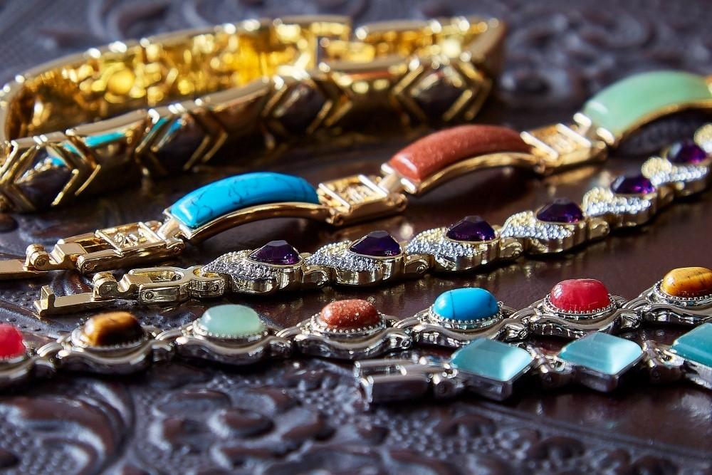 Organizér na šperky a magnetické náramky 2