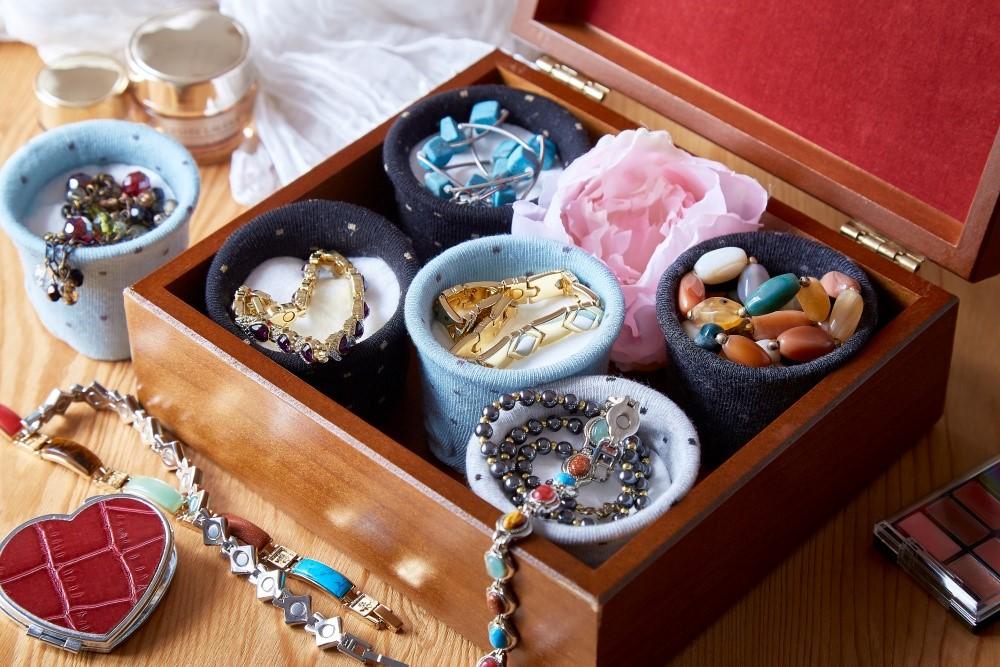 Organizér na šperky a magnetické náramky 4
