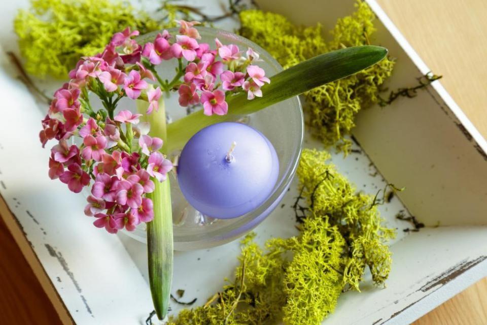 Jarné sviečky 3