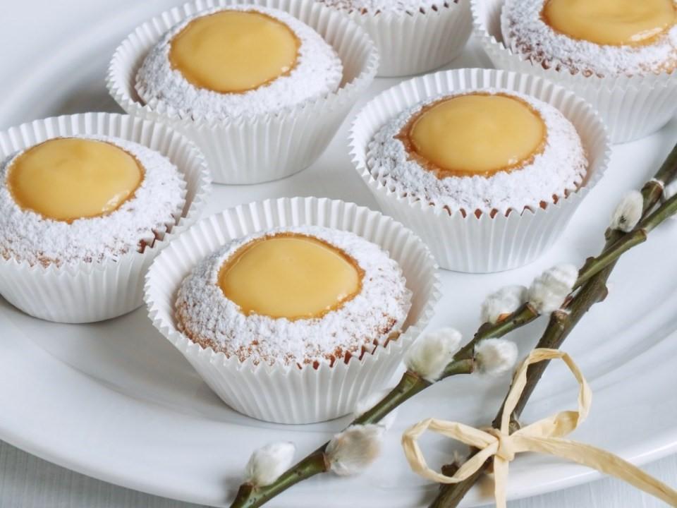 Plnené veľkonočné muffiny 4