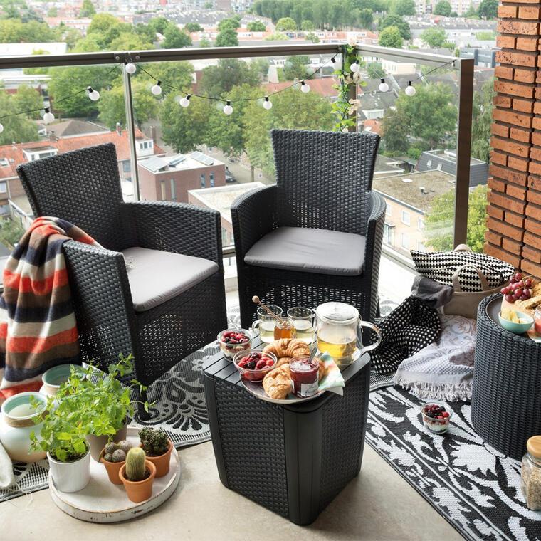 Dedsatoro pre útulný balkón2